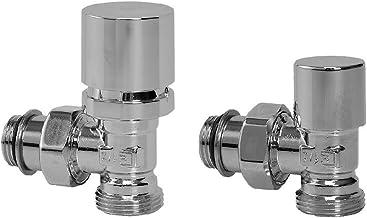 IDRO BRIC Idrobric SFURAC0349GA Gomito Multi-Fit con Flangia 1//2F x 1//2M
