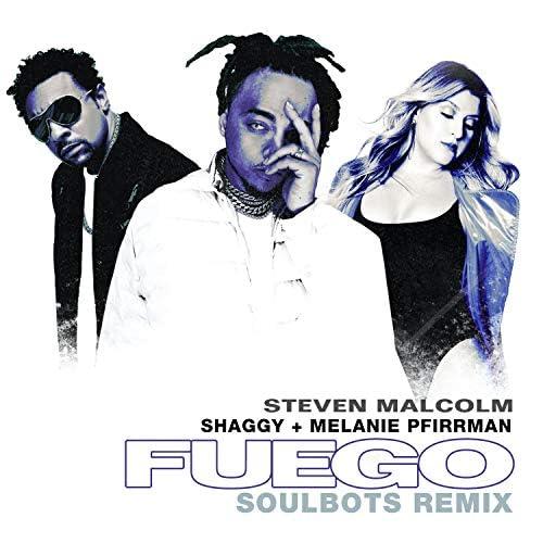 Steven Malcolm, Shaggy & Melanie Pfirrman