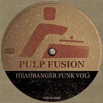 Headbanger Funk vol. 1