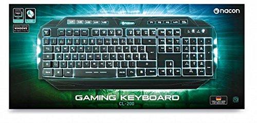 Gaming Keyboard CL-200DE