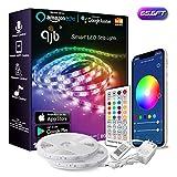 QJB Alexa LED Strip Lights...