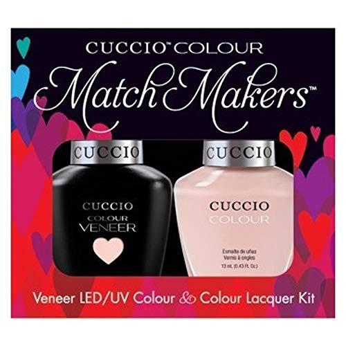 Cuccio Veneer Vernis UV/Led Match Cafetière Kits – I Left My Heart in San Francisco