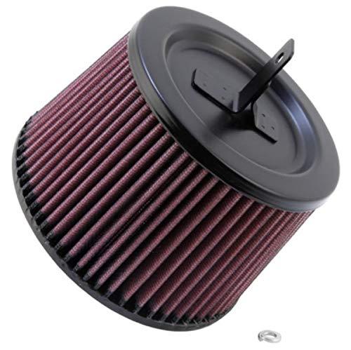 K&N Engine Air Filter: High Performance, Premium, Powersport Air Filter: Fits 2006-2009 SUZUKI (LTR450 QuadRacer, LTR450 QuadRacer Limited Edition) SU-4506 , black