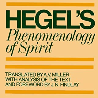 Phenomenology of Spirit cover art