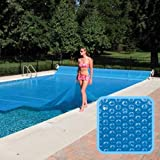 Bâche solaire pour piscine
