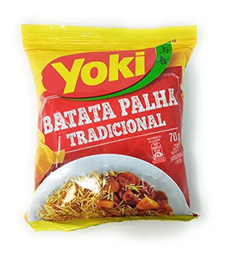 Patatas Paja Yoki 70g