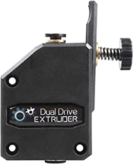 3D Printer Upgraded Bowden Extruder Dual Drive BMG Extruder for Creality Ender 3/Ender 3 Pro/Ender 5/Ender 5 Pro/CR10/CR10S, Anycubic Mega S, Geeetech A10/A20/A30 Pro and Prusa I3 DIY Printer Kits