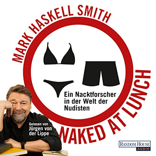 Naked at Lunch audiobook cover art