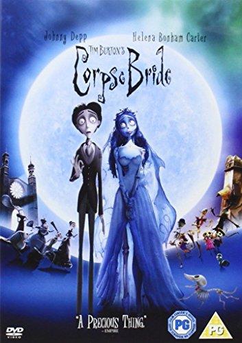 The Corpse Bride [2005]