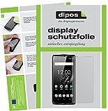 dipos I 6X Schutzfolie matt kompatibel mit Oukitel K10 Folie Bildschirmschutzfolie