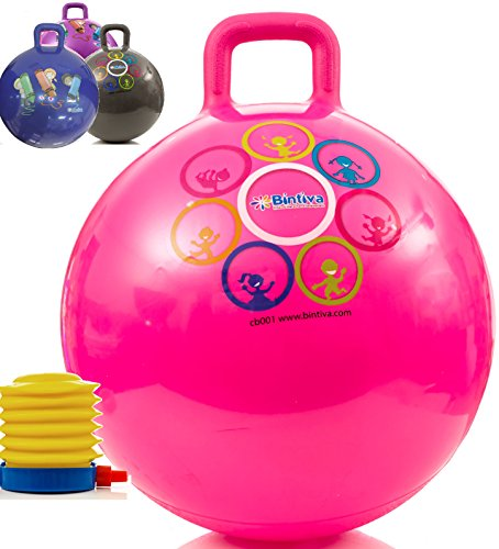 Hippity Hop 45 cm / 18 Inch Diameter Including Free Foot Pump, for Children Ages...