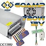 Zoom IMG-1 msw alimentatore 50amp 600w trasformatore