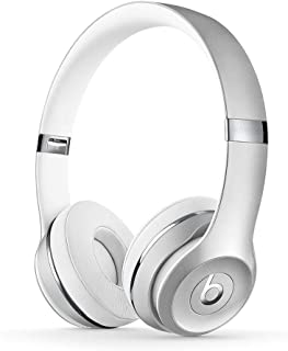 Beats Solo3 Wireless On-Ear Headphones - Apple W1 Headphone Chip, Class 1 Bluetooth, 40 Hours of Listening Time - Silver (...
