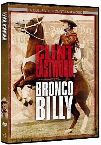 Bronco Billy (1980) - Region 2 PAL by Clint Eastwood -  DVD, Rated PG, Clint Eastwood.Sondra Locke