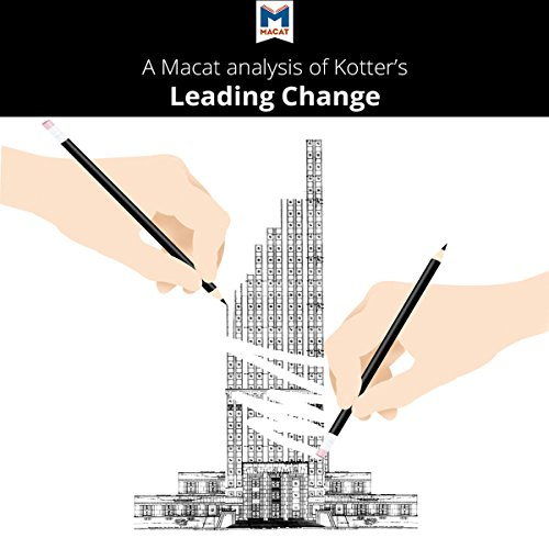A Macat Analysis of John P. Kotter's Leading Change audiobook cover art