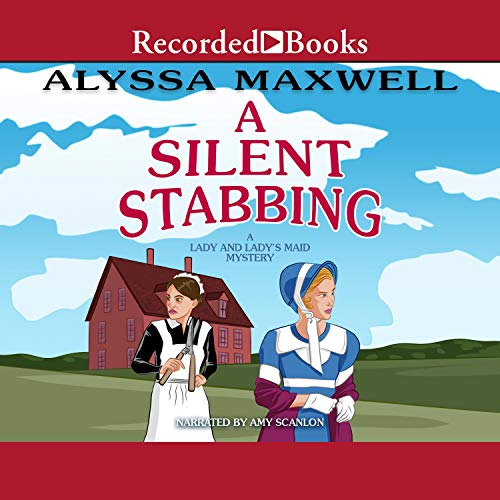 A Silent Stabbing  By  cover art