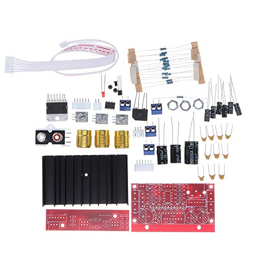 Les - Mega Board TDA7377 versterker audio subwoofer bass 2.1 versterker vermogen DIY Kit tips unieke stroomvoorziening