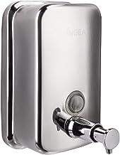 IMEEA 18/10 Stainless Steel Manual Wall-Mount Soap Dispenser (800ml)