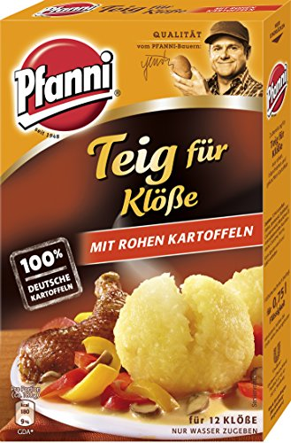 Pfanni Roher Kloß-Teig