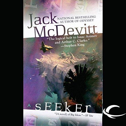 Seeker  cover art
