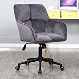 Home Office Desk Chair Velvet Task Chair Accent Chairs...