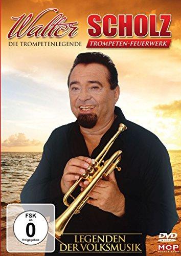 Walter Scholz - Trompeten-Feuerwerk - Legenden der Volksmusik