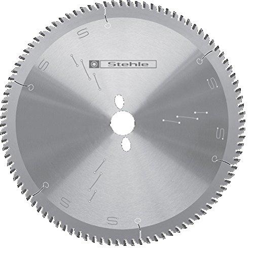 Stehle HW TRF Formatkreissägeblatt 250x3,2/2,2x30mm Z=80 Trapez-Flachzahn