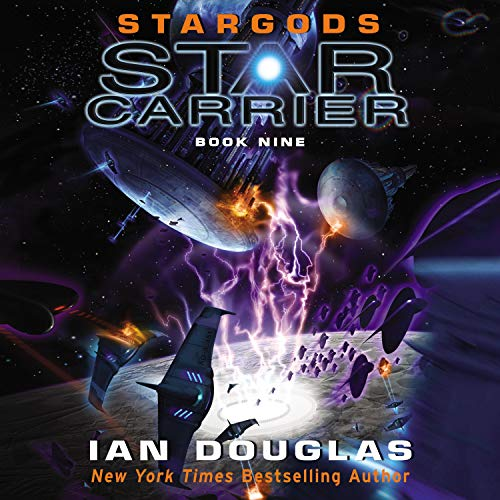 Stargods Audiobook By Ian Douglas cover art