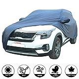 AllExtreme K7006 Car Body Cover for Kia Seltos Custom Fit...