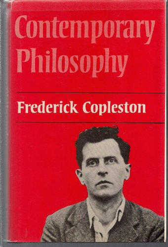 Contemporary philosophy: Studies of logical positivism and existentialism