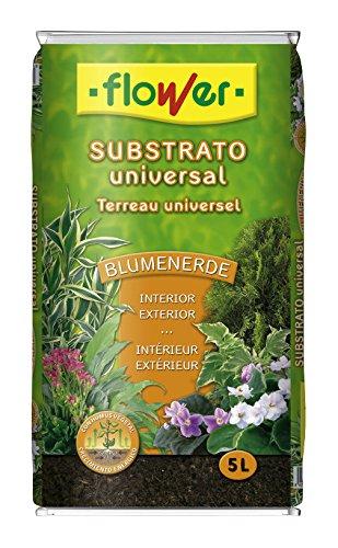 Flower SUBSTRATO BLUMENERDE 05L, Único