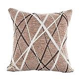 serliy Stilvolle Einfachheit Flauschige kissenbezüge Spannbettlaken Hause sofakissenbezug günstige...