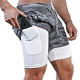 (シュアナウ)SURENOW トレーニングパンツ メンズ ハーフパンツ スポーツ フィットネス ハーフパンツ スウェット ジムウェア ジョガーパンツ ランニングショーツ