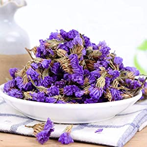 HAYQ Dried Natural Flowers Rose Bud Dry Flower Forget Me Not Dried Flowers Petals Wedding Centerpieces Crafts Sachet Bag 25g (Color : Dried Forget Me Not)