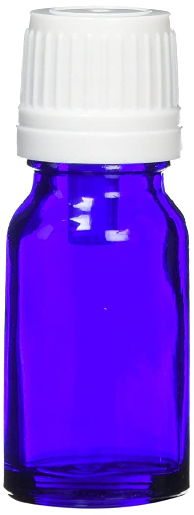熟練したワーカーほんのease 遮光ビン ブルー 10ml×10本