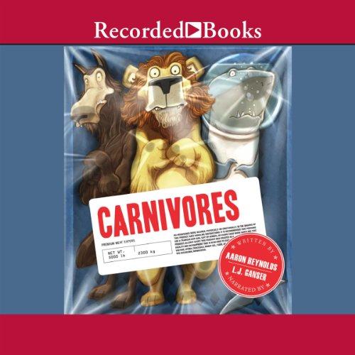 Carnivores audiobook cover art