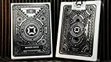 Playing Cards | Mechanic Shiner Deck by Mechanic Industries | Custom Design | Collectable