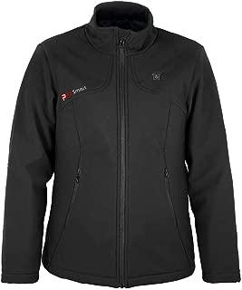PROSmart Heated Jacket Women Slim Fit Waterproof Jacket with 12 Volt Battery Pack