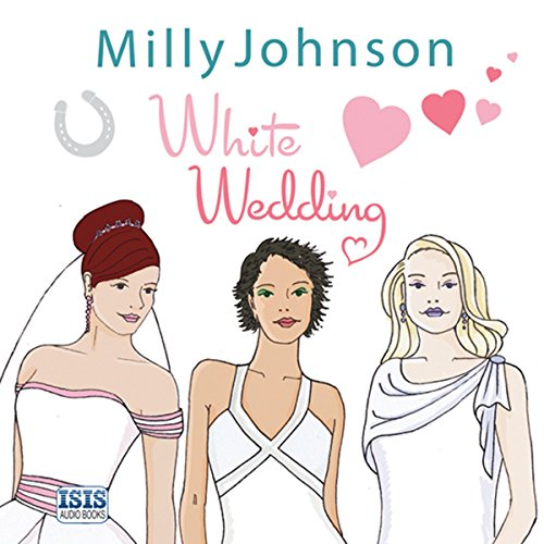 White Wedding audiobook cover art