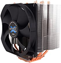 Zalman Ultra Quiet CPU Cooler with Direct Touch Heat-Pipe Base CNPS10X Performa+