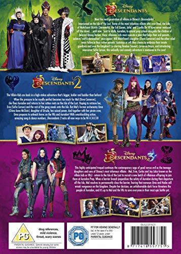 Disney Descendants 1-3 DVD Boxset [2019]