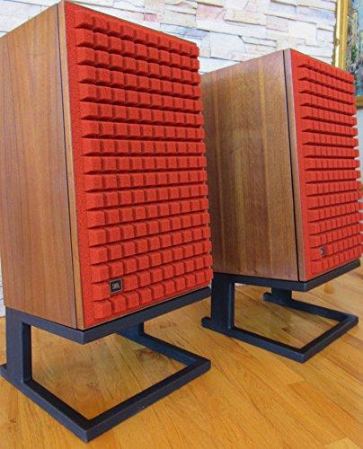 Deer Creek Audio Steel Speaker Stands for JBL L100 L112 L166 Yamaha NS-1000 Dahlquist DQM-9 & Pioneer CS-88 A - Type J - Pair