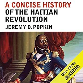A Concise History of the Haitian Revolution copertina