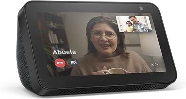 Echo Show 5 (1.ª generación, modelo de 2019)   Pantalla inteligente con Alexa   Mantén el contacto con la ayuda de Alexa...