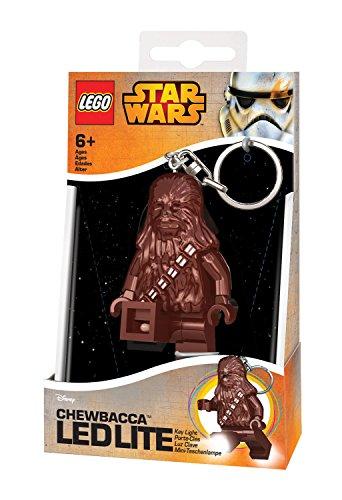 Lego 90027 Minitaschenlampe Star Wars, Chewbacca, 7,6 cm