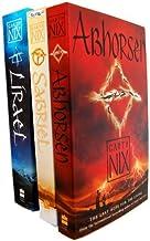 Garth Nix 3 Books Collection Set (Sabriel Trilogy Bundle) (Garth Nix Collection) (Abhorsen, Lirael, Sabriel) [Paperback]