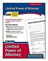 Adams Limited電源の弁護士、フォームと指示(lf240)