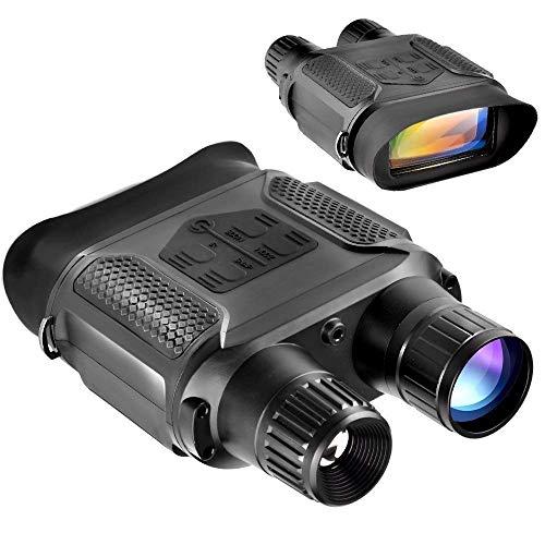 Solomark NV400-B digitales Nachtsichtgerät 7-fache Vergrößerung