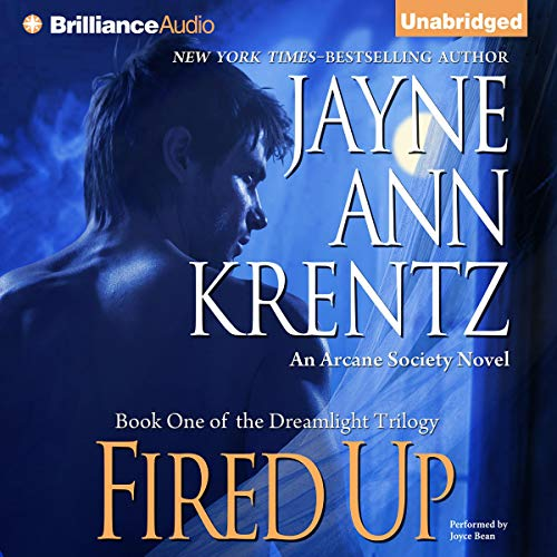 Fired Up audiobook cover art