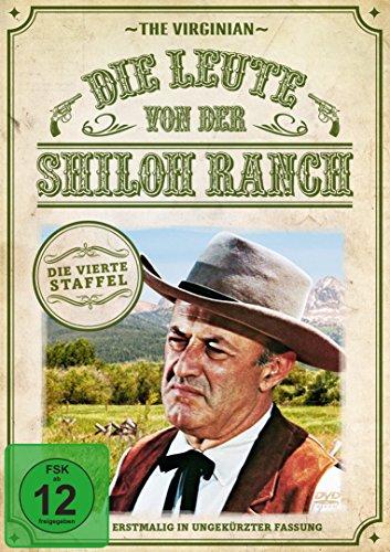 Die Leute von der Shiloh Ranch - Staffel 4 (ungekürzte Fassung) (6 DVDs)